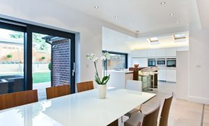 Kitchen extension, quality builders Chorlton, Didsbury, Manchester