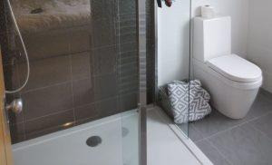 the addition of an ensuite bathroom, Chorlton, Didsbury